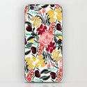 Wild Garden II iPhone & iPod Skin