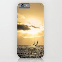 Golden Bay iPhone 6 Slim Case