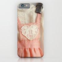 Doll Closet Series - Heart Dress iPhone 6 Slim Case
