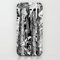'The trees stir with noises of women who have lost themselves' iPhone 6s Slim Case
