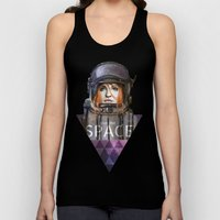 Give Me Space (Girl) Unisex Tank Top