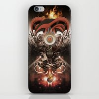 Pyropriest iPhone & iPod Skin