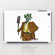 Frank Cilantro iPad Case