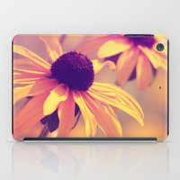 Yellow Flower - Rudbeckia iPad Case