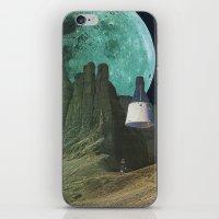 Månen (Luna) iPhone & iPod Skin