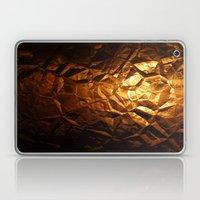 Golden Wrapper Laptop & iPad Skin