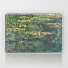 Water Lilies 1904 By Cla… Laptop & iPad Skin