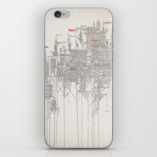 Zenobia iPhone & iPod Skin