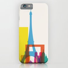 Shapes of Paris. Accurate to scale. Slim Case iPhone 6s