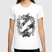 n1 (MOVED) Womens Fitted Tee White SMALL