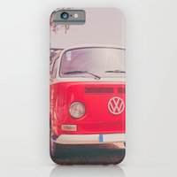 iPhone & iPod Case featuring Red Ride by Hello Twiggs
