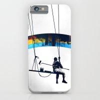 Paint it Black iPhone 6 Slim Case