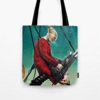 Doof Warrior Tote Bag
