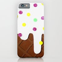 Ice-cream Papercut iPhone 6 Slim Case