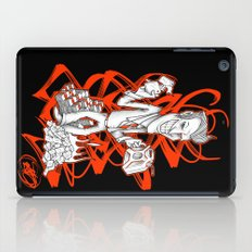 BURNER MONEY iPad Case
