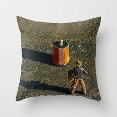 If I Only Spoke Hovitos! Throw Pillow