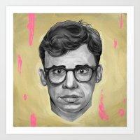 Rick Moranis Art Print