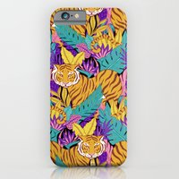 iPhone & iPod Case featuring Jungle Fever by Marica Zottino