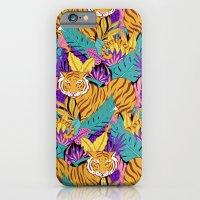 Jungle Fever iPhone 6 Slim Case