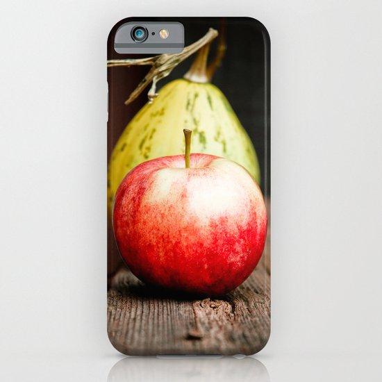 Autum Apple iPhone & iPod Case
