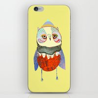 Owl Chick iPhone & iPod Skin