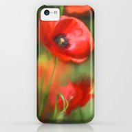 Warmth- Poppies In Love  iPhone 5c Slim Case