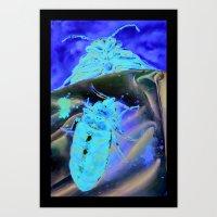 Bed Bugs Art Print