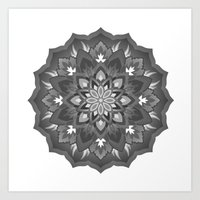 Otherwise Mandala Art Print