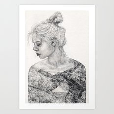 I Remember Everything Art Print