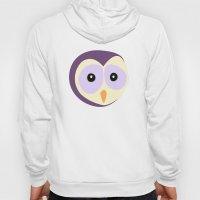 Owl Indigo Hoody