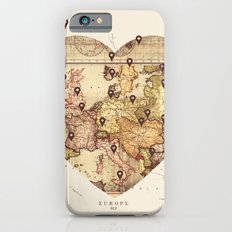 Love to Travel iPhone 6s Slim Case