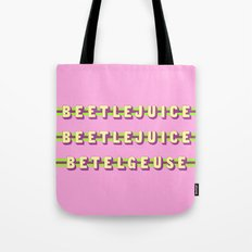 Betelgeuse (Rule of Threes) Tote Bag
