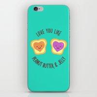 Sweet Lovers iPhone & iPod Skin
