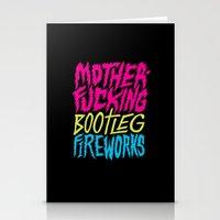 Bootleg Fireworks Stationery Cards