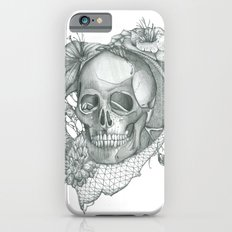 w i l d f l o w e r s Slim Case iPhone 6s