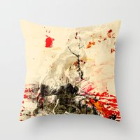 Hulking Throw Pillow