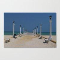 Yucatan Dream Canvas Print