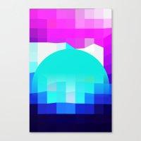 Rising Canvas Print