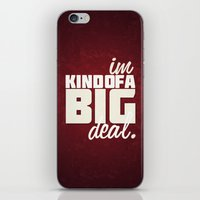 Anchorman Quote iPhone & iPod Skin