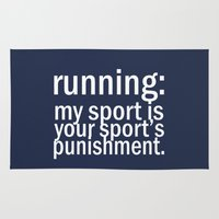 My Sport Is Your Sports … Rug