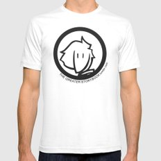 Boy of the Woods SMALL Mens Fitted Tee White