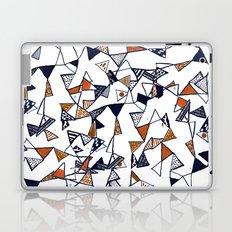 Triangles, Triangles, Triangles. Laptop & iPad Skin