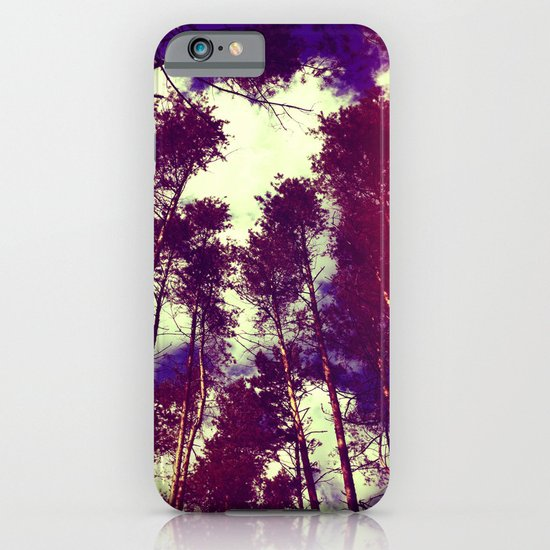 There is a pleasure in the pathless woods... iPhone & iPod Case