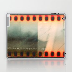 Make an exception Laptop & iPad Skin