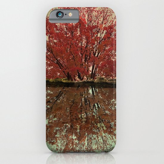 Landscape ~ Reflection iPhone & iPod Case