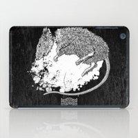 Decapitated by dishwasher II (black) iPad Case