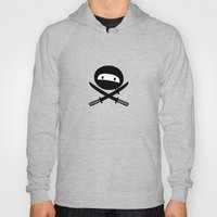 Pirate Ninja Hoody