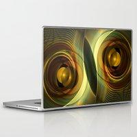 infinity Laptop & iPad Skins featuring Infinity by Klara Acel