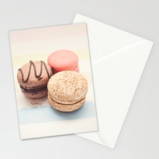 Macaron Pastel Color Stationery Cards