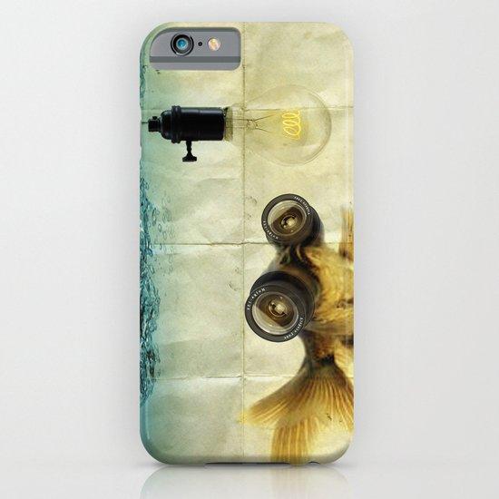 Fish Eyed Lens 03 iPhone & iPod Case